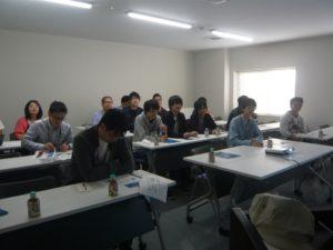 富山IoTアイデアソンの企業研究で、大学生が来社しました!
